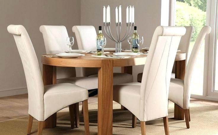Favorite Oak Dining Set 6 Chairs Within Oak Dining Room Table And Chairs Oak Dining Table Set Oval Oak (View 20 of 20)