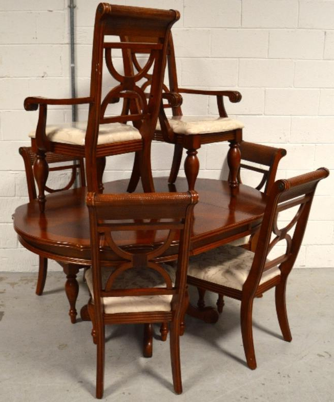 Favorite Partridge Dining Tables Within Adam Partridge Auctioneers – The Liverpool Saleroom : A Reproduction (View 14 of 20)