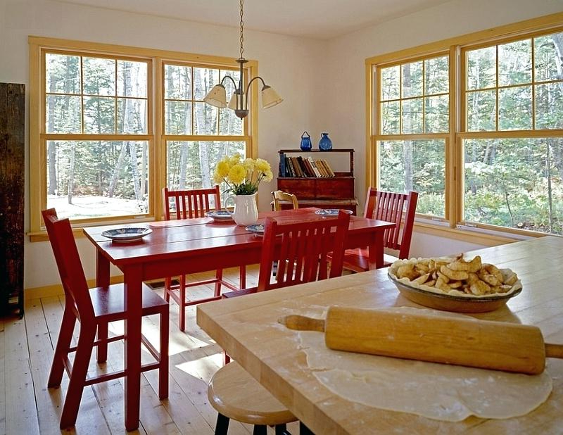 Favorite Red Dining Room Chairs Best Ideas On Furniture Decor Appealing With Regard To Red Dining Tables And Chairs (Gallery 6 of 20)