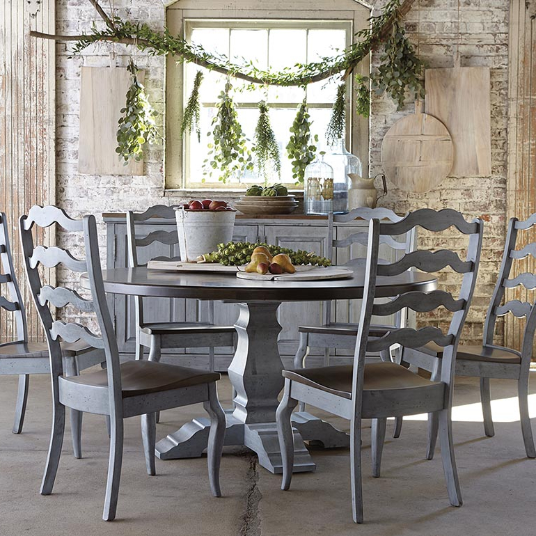 Favorite Round Dining Tables Pertaining To Round Tables (View 5 of 20)