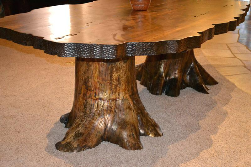 Favorite Tree Dining Tables Within Dining Table Tree Stump Dining Table For Sale Uk Trunk Unique Table (View 4 of 20)