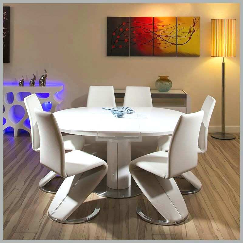 Favorite White High Gloss Dining Chairs Modern Table Best Of Extending Fresh Pertaining To White High Gloss Oval Dining Tables (View 17 of 20)