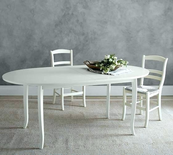 Favorite White Oval Extending Dining Tables In White Oval Extending Dining Table Round Extending Dining Table And (View 11 of 20)