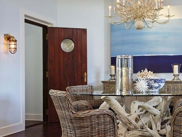 Find A Coastal Dining Table, Kitchen Round Or Bench For Beach House Regarding Best And Newest Coastal Dining Tables (View 13 of 20)