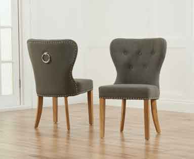 First Furniture In Fabric Dining Chairs (View 10 of 20)