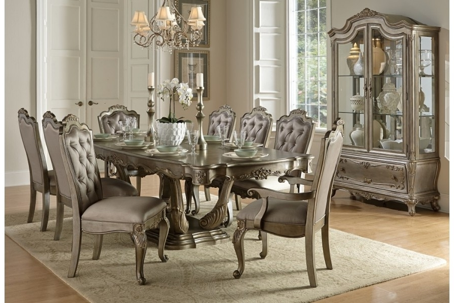 Florentine Rectangular Dining Sethomelegance (View 5 of 20)
