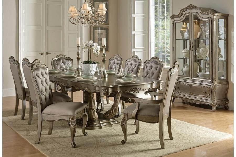Florentine Rectangular Dining Sethomelegance (View 17 of 20)
