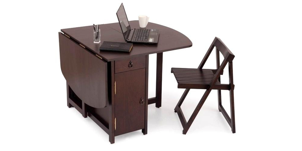 Foldaway Dining Tables In Most Recent Improbable Folding Dining Table With Chairs Collapsible Dining Table (View 12 of 20)