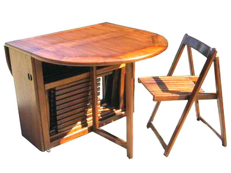 Folding Dining Table And Chairs Sets With Regard To Popular Folding Table Dining A Wall Folding Dining Table Designs – Ruprom (View 13 of 20)