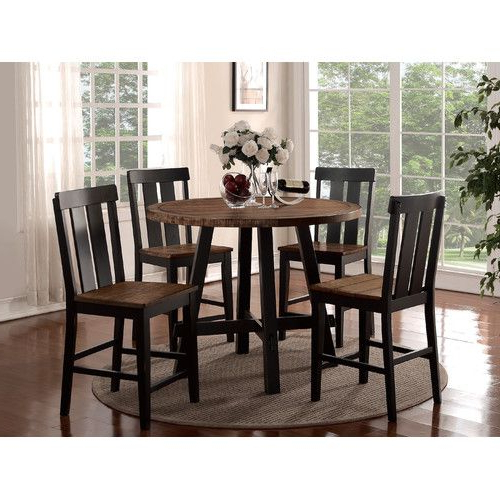 For With Regard To Jameson Grey 5 Piece Counter Sets (View 4 of 20)