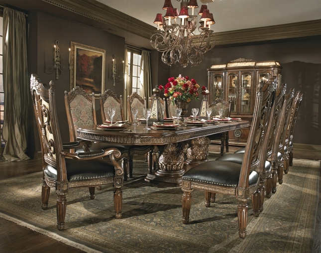Formal Dining Room Furniture (View 6 of 20)