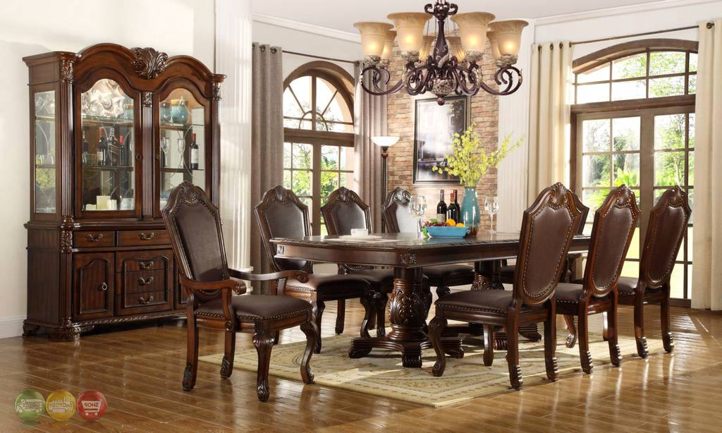 Formal Dining Room Sets For 12 – Bestcurtains (View 3 of 20)