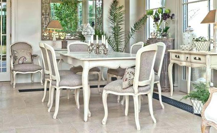 French Country Dining Tables Intended For 2018 (View 14 of 20)
