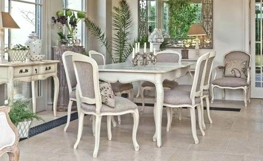 French Country Dining Tables Throughout Best And Newest French Country Dining Room Table Country French Dining Table French (View 8 of 20)
