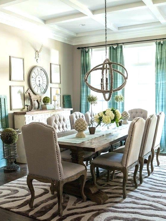 French Country Dining Tables Within Recent Country Style Dining Room Sets French Country Dining Room Sets New (View 17 of 20)
