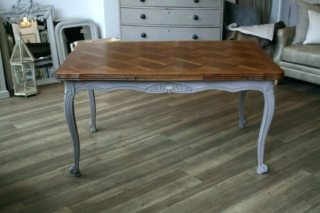 French Extending Dining Table Designs 6 8 Oak Farmhouse Style Regarding Most Current French Extending Dining Tables (View 13 of 20)