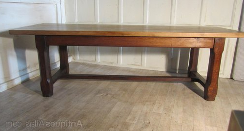 French Farmhouse Oak Dining Table From Brittany – Antiques Atlas In Well Liked French Farmhouse Dining Tables (View 9 of 20)