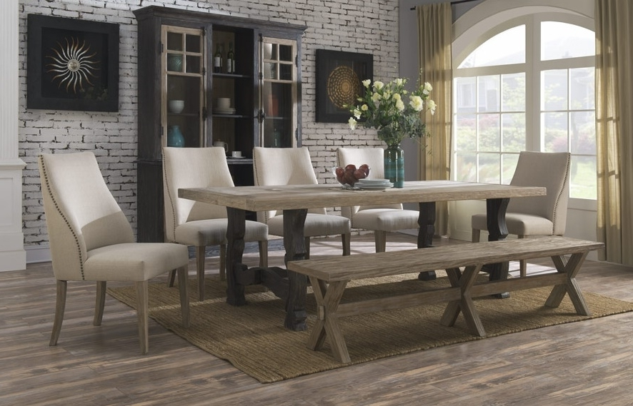 Furniture And Interior Design With Barcelona Dining Tables (View 8 of 20)