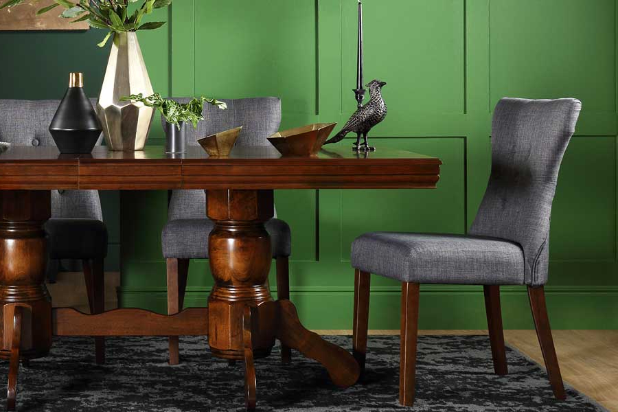 Furniture Choice In Dark Wood Dining Tables And Chairs (View 17 of 20)
