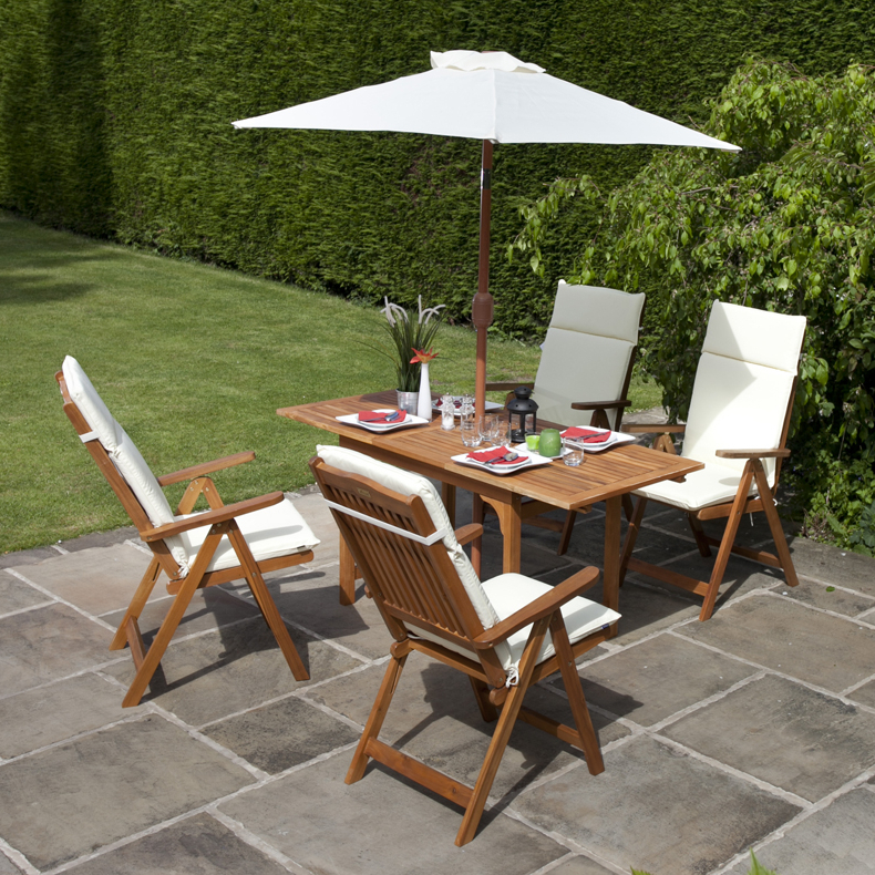 Furniture From The Gardening Website In Fashionable Garden Dining Tables And Chairs (View 5 of 20)