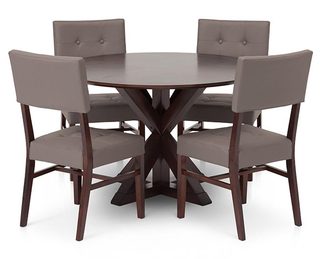 Furniture Row Pertaining To Valencia 72 Inch 6 Piece Dining Sets (View 14 of 20)