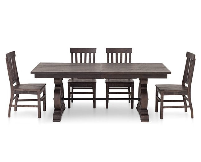 Furniture Row With Regard To Well Known Magnolia Home White Keeping 96 Inch Dining Tables (View 12 of 20)