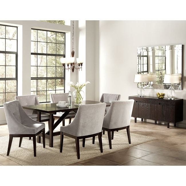 Furniturepick Pertaining To Candice Ii Round Dining Tables (View 11 of 20)