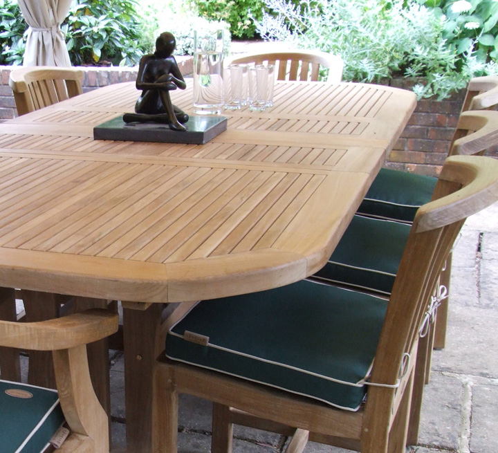 Garden Dining Tables – Ujecdent Within Trendy Garden Dining Tables And Chairs (View 20 of 20)