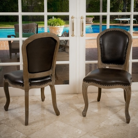 Garten Onyx Chairs With Greywash Finish Set Of 2 In Well Known 120 Best Dining Room Furniture Images On Pinterest (Gallery 16 of 20)