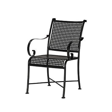 Garten Onyx Chairs With Greywash Finish Set Of 2 With Regard To Recent Verano Dining Arm Chair (View 3 of 20)
