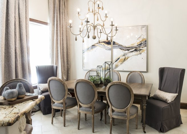 Gavin 7 Piece Dining Sets With Clint Side Chairs Throughout Current Foolproof Dining Room Layout Tips (View 20 of 20)