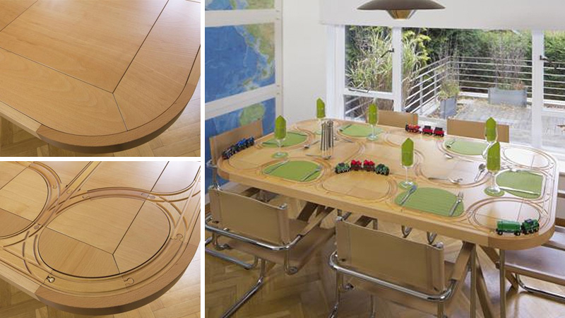 Gizmodo With Regard To Railway Dining Tables (View 8 of 20)