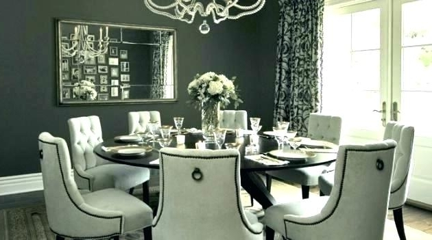 Glass Dining Table 8 Seater – Bcrr Throughout Latest 8 Seater Black Dining Tables (View 11 of 20)