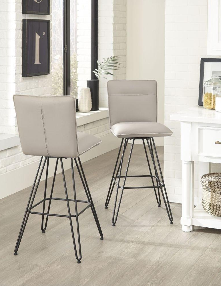 Global Furniture Bar Table Black Throughout Widely Used Jaxon Grey 5 Piece Extension Counter Sets With Fabric Stools (View 18 of 20)