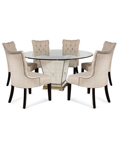 Good Round Dining Room Sets For 6 26 – Esescatrina Throughout Recent Macie 5 Piece Round Dining Sets (View 8 of 20)