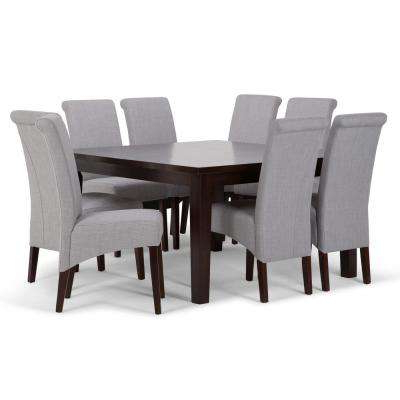 Gray – Dining Room Sets – Kitchen & Dining Room Furniture – The Home In Best And Newest Walden 9 Piece Extension Dining Sets (View 2 of 20)