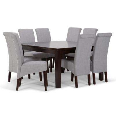 Gray – Dining Room Sets – Kitchen & Dining Room Furniture – The Home In Most Popular Alexa Grey Side Chairs (View 7 of 20)