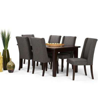Gray – Dining Room Sets – Kitchen & Dining Room Furniture – The Home Within Fashionable Walden 9 Piece Extension Dining Sets (View 17 of 20)