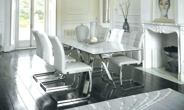 Grey Marble Dining Table Stone 8 Seater – Fondodepantalla Inside Preferred Extending Marble Dining Tables (View 9 of 20)