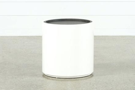 Grey Round End Table Round End Table 4 Grey Table Lamp – Dailygossip With Regard To Most Recent Bale Rustic Grey Dining Tables (View 10 of 20)