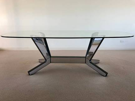 Gumtree Australia Belmont Area With Perth Glass Dining Tables (View 20 of 20)