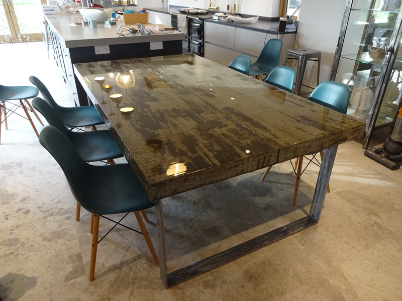 H & H Modern Dining Tables Throughout London Dining Tables (View 11 of 20)