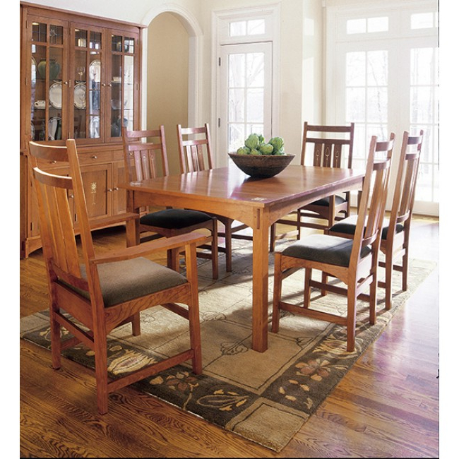 Harvey Dining Tables Within Most Popular Harvey Ellis Dining Table (View 6 of 20)