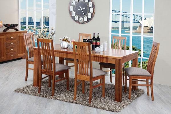 Havana Dining Table & Dining Chair « Urban Furniture Superstore Regarding Preferred Havana Dining Tables (Gallery 19 of 20)