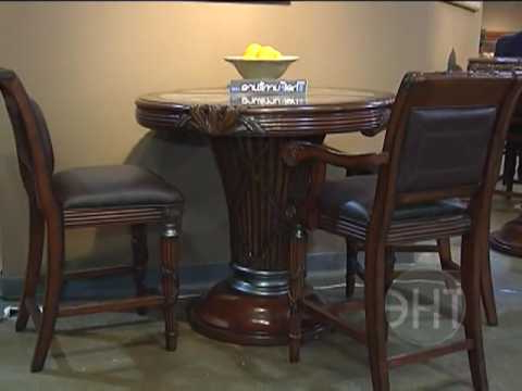 Havana Dining Tables Within Recent Originally Carved Counter Height Dining Set, 'havana Bay' Collection (View 12 of 20)