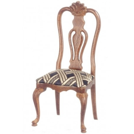 Hayes Side Chair/walnut (View 7 of 20)