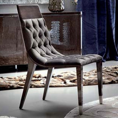 Hayes Side Chairs Throughout Favorite Giorgio Collection Absolute Dining Chair With Buttoned Back (Gallery 19 of 20)