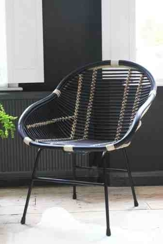 Heart & Home Accents Throughout Natural Rattan Metal Chairs (View 3 of 20)