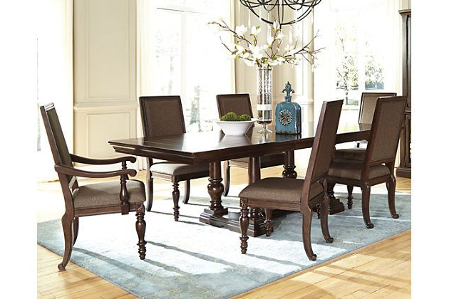 Helms 5 Piece Round Dining Sets With Side Chairs Inside Current Ashley's Very Own Roddinton Dining, So Classy (View 11 of 20)