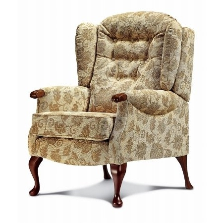 Helms Arm Chairs With Regard To Favorite Fabric Armchairs (View 11 of 20)